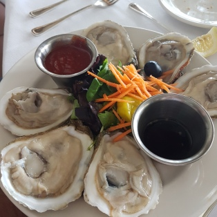Oysters - Spinnaker