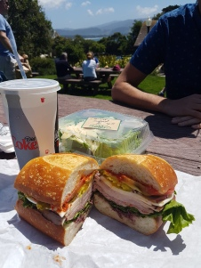 Monterey food stop