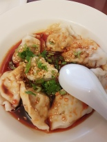 Chilli Pork Dumplings